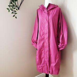 L.L.Bean | Waterproof Raincoat Midi Length